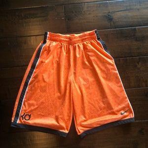 KD nike shorts